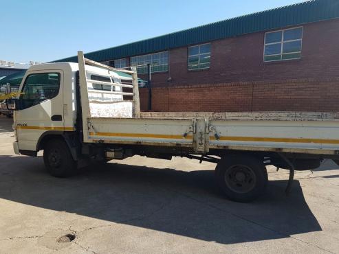 Fuso FE5-106 3 Ton Truck