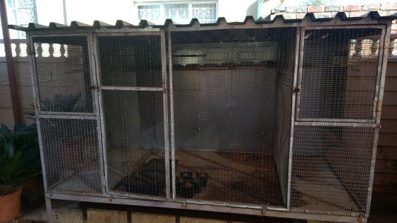Breeding aviaries for sale