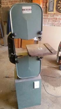 fragram wa-14 14 wood cutting bandsaw manual