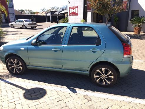 Fiat Palio 2006 1.6 ELX