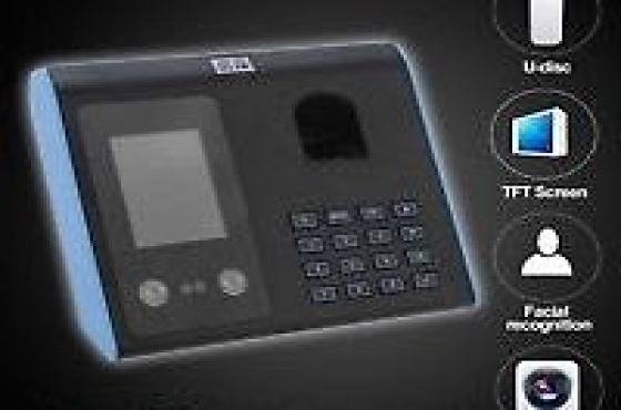 Face,Fingerprint Time attendance Unit No Monthly Costs R1999