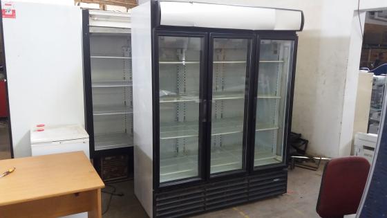 Three(3) Doors Commercial Refrigerator