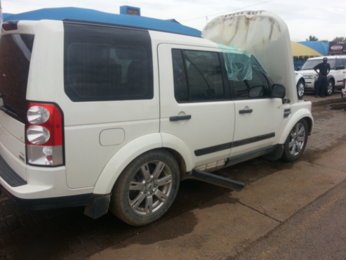 Discovery 4 TDV6 exhaust system for sale