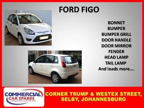 Ford Replacement Parts >> Ford Figo Replacement Parts Junk Mail