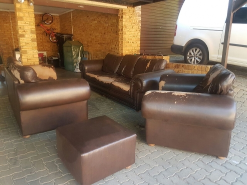 6 Seater lounge suite