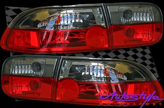 Honda Luxline Smoke
