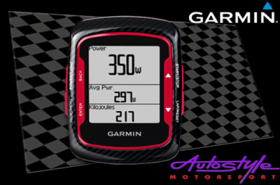 Garmin Edge 500 Bund