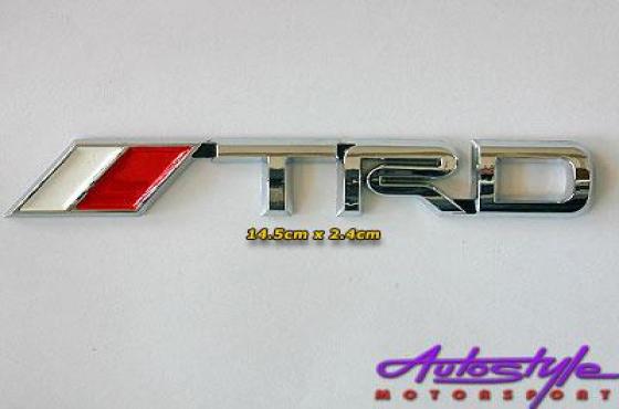 TRD Racing Badge