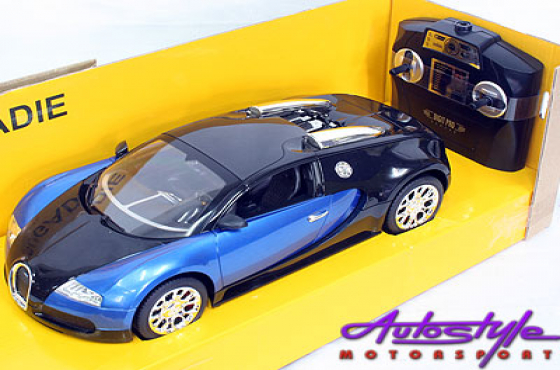 Bugatti Radio Contro