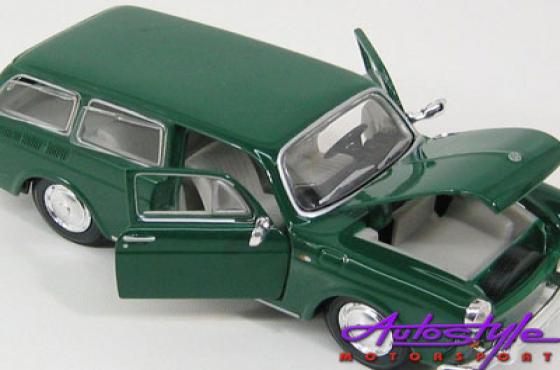 Maisto VW 1600 Squar