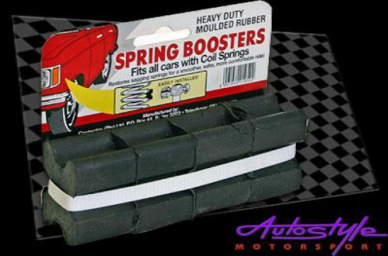 Spring Boosters