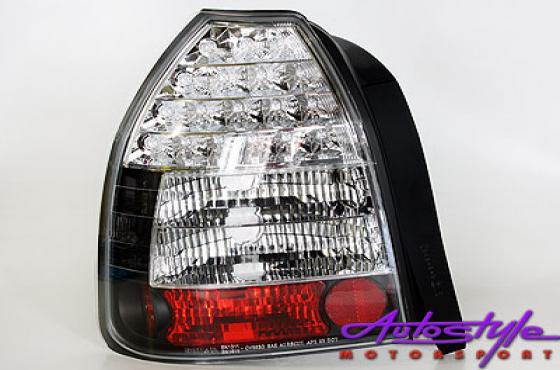 Honda Vtec 3Dr Smoke