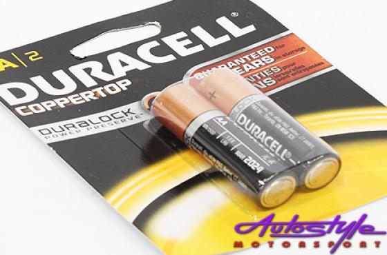 Duracell AA Batterie