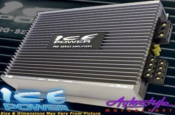 Ice Power Pro Series