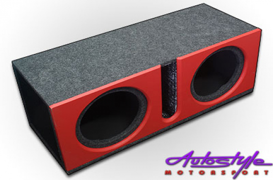 10 Double Subwoofer