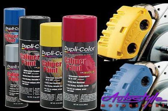 Duplicolor Caliper S