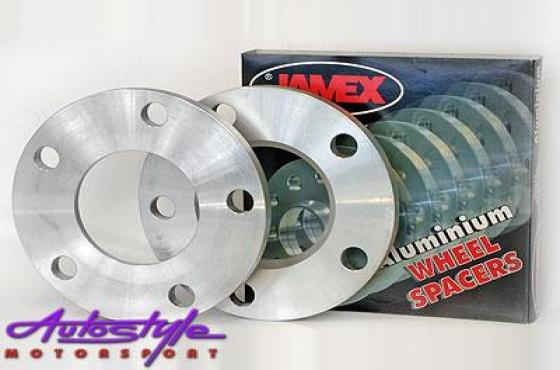 Jamex Wheel Spacers 10mm 5/100