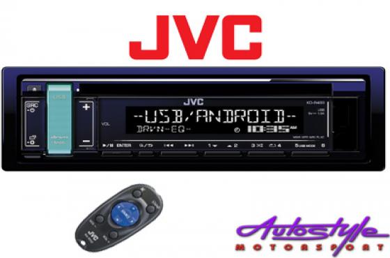 JVC KD-R489 Mp3 Cd w