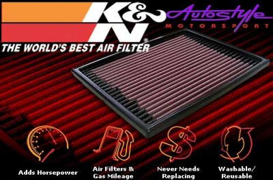 K&N Air Filter for N