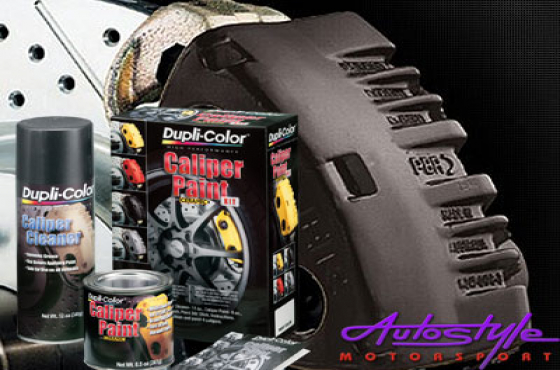 Duplicolor Caliper Paint Black Kit Junk Mail