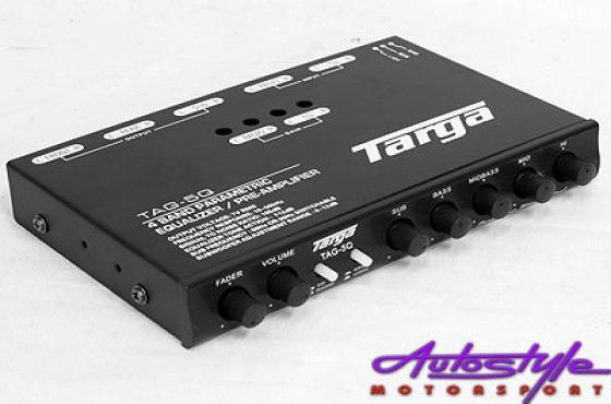 Targa 5 Band Equaliz