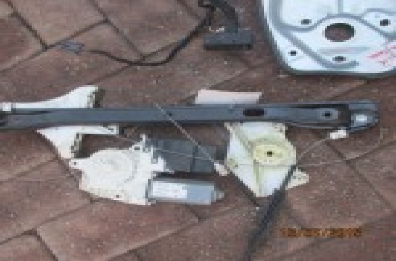 Volkswagen Jetta 6 Left Rear Window Mechanism For Sale