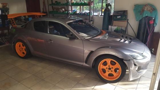 Mazda RX8 Drift car | Junk Mail