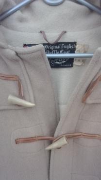 Authentic Men's Duffel Coat