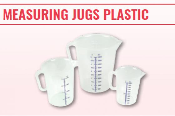 MEASURING JUGS PLAST