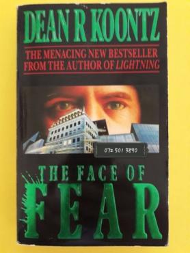 The Face Of Fear - Dean Koontz.