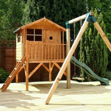 wendy House and log homes
