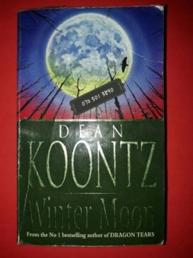 an analysis of winter moon by dean koontz Chapter analysis of winter moon click on a plot link to find similar books dean koontz books note: the views expressed here are only those of the reviewer(s.