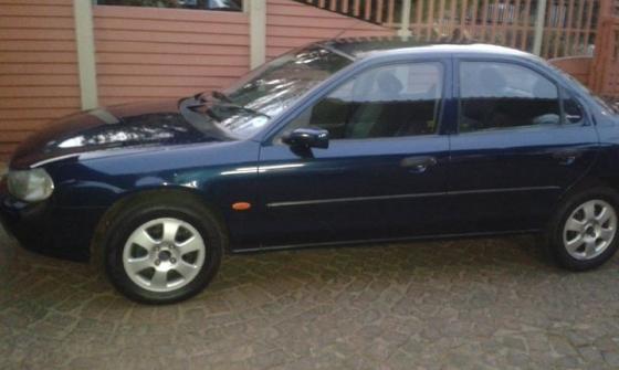 2000 Ford Mondeo 2L 16V