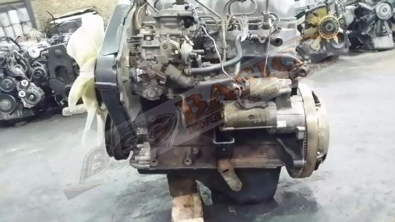 MITSUBISHI COLT -4D56 2 5L TURBO or NON-TURBO DIESEL Engine -Bakkie