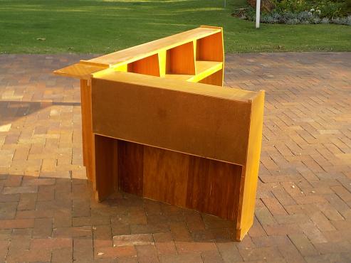 Bedside Bookshelf unit