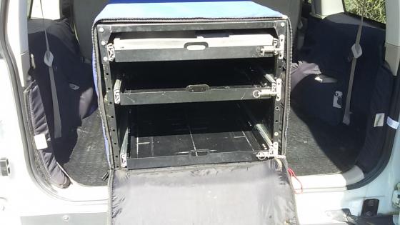Echo 4x4 kitchen drawer system