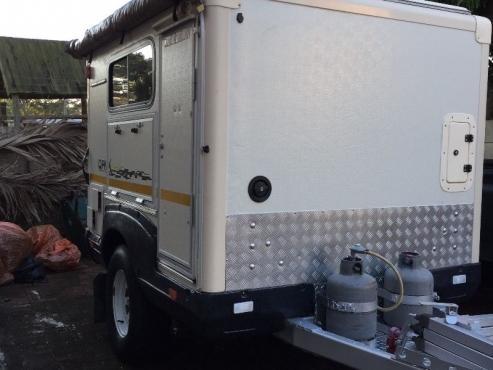 Oryx 4x4 caravan FOR SALE