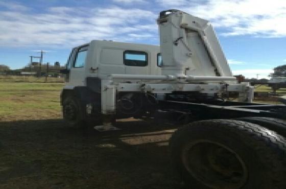 Urgent Sale Ford Cargo CraneTruck