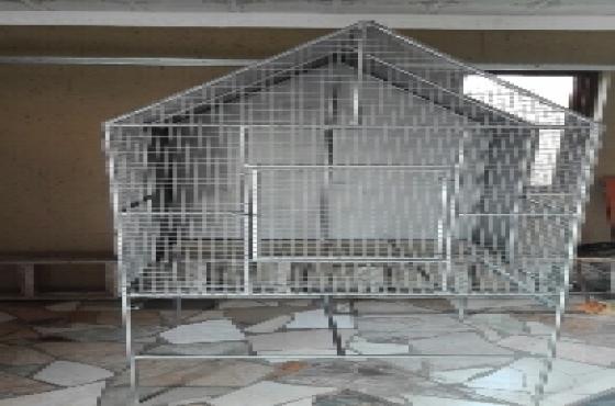 Birds aviary / birds cage