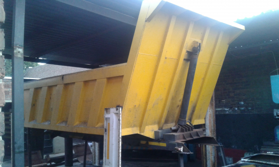 TIPPER BIN ON SALE!!!! CONTACT US FOR PRICE