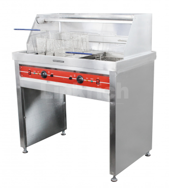 Electric fryers - LR-30
