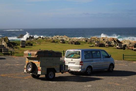 AFRISPOOR RHINO 1700 – 2011 Model Off Road trailer for Sale