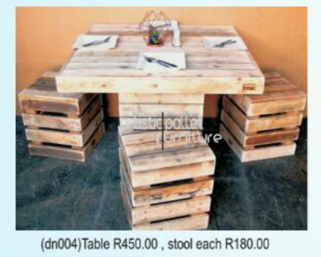 Unique Pallet Furniture