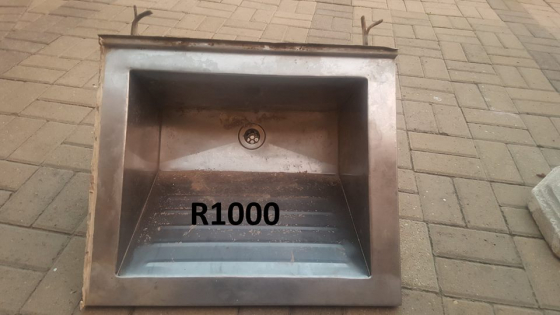 Sink wasbak te koop junk mail