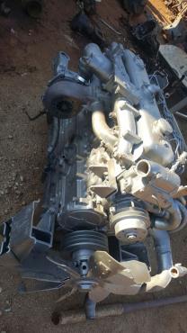 ADE 354 running motor