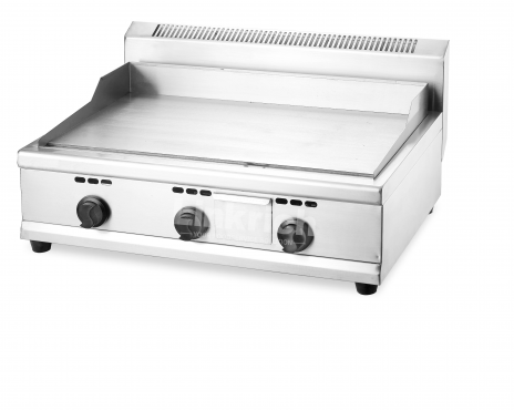 Griller flat top gas 730mm