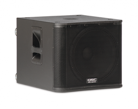 QSC KW181 18 1000W RMS ACTIVE SUBWOOFER