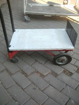 Small trolley