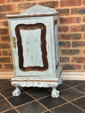 Boll and claw Cupboard for sale