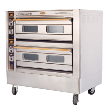 Bread oven double de